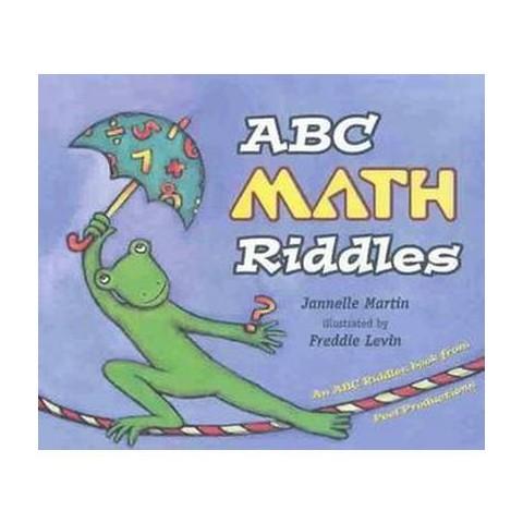 ABC Math Riddles (Hardcover)