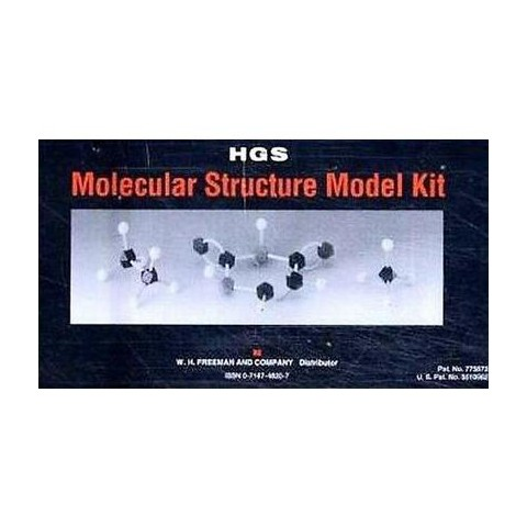 HGS Molecular Structure Model (Hardcover)