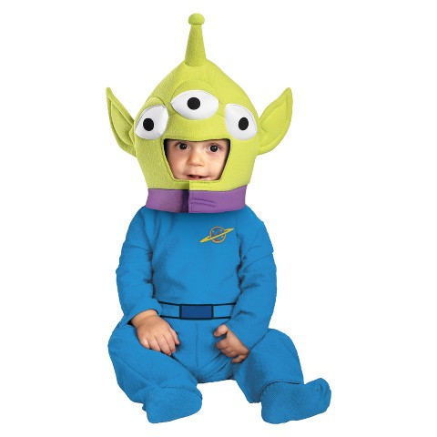 Infant Toy Story Alien Classic Costume 12-18 Months