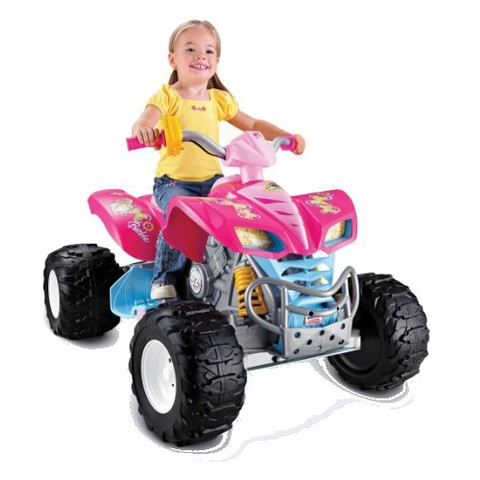 Fisher-Price Power Wheels Barbie KFX 12V