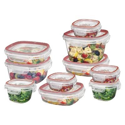 Rubbermaid Locking Lid 20-pc. Food Storage Set