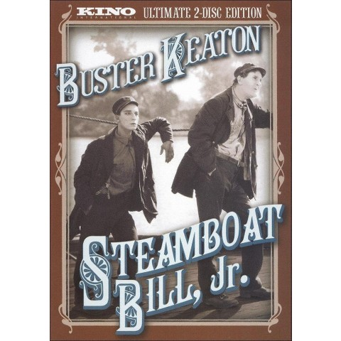 Steamboat Bill, Jr. (Ultimate Edition) (2 Discs)