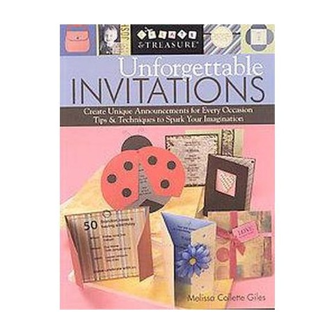 Unforgettable Invitations (Paperback)