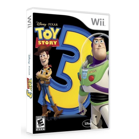 Toy Story 3: The Video Game (Nintendo Wii)