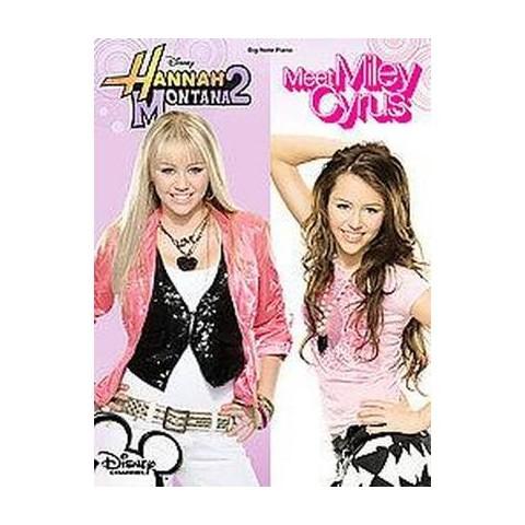 Hannah Montana 2/Meet Miley Cyrus (Paperback)