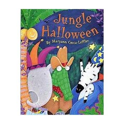 Jungle Halloween (Reprint) (Paperback)