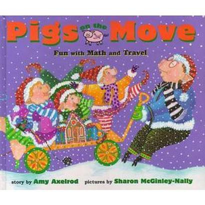 Pigs on the Move (Reprint) (Paperback)