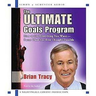 The Ultimate Goals Program (Compact Disc)