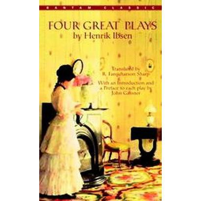 Four Great Plays (Reissue) (Paperback)