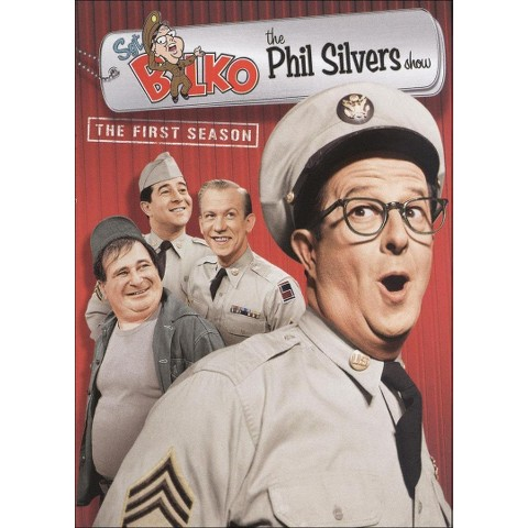 Sgt. Bilko - The Phil Silvers Show: The First Season (5 Discs)