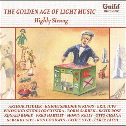 The Golden Age of Light Music: Highly Strung