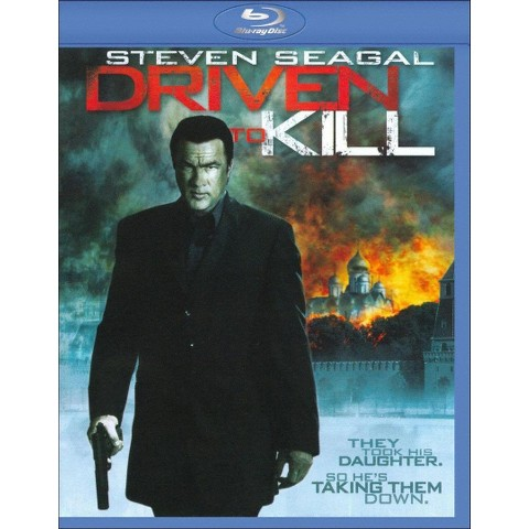 Driven to Kill (With Summer Movie Cash) (Blu-ray) (Widescreen)