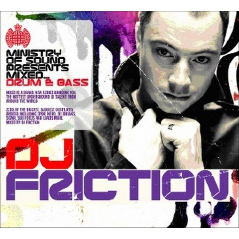 Ministry of Sound Presents Mixed Drum & Bass(Mix Album)