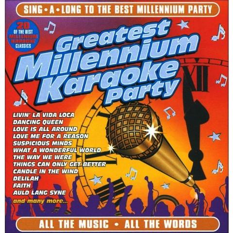 Greatest Millenium Karaoke Party