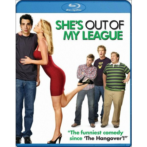 She's Out of My League [Blu-ray]