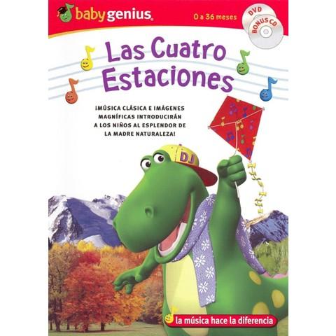 Baby Genius: Las Cuatro Estaciones (DVD/CD)
