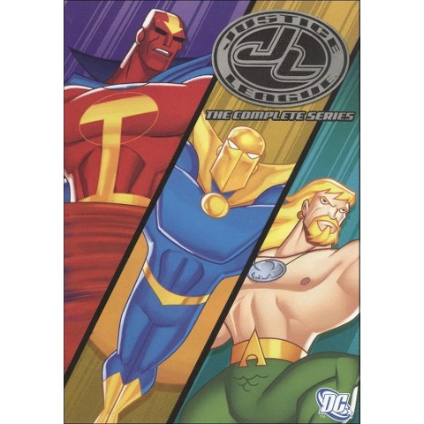 The Justice League: The Complete Series (15 Discs) (Widescreen)