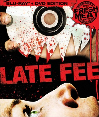 Image of Late Fee (2 Discs) (Blu-ray/DVD) (Widescreen)