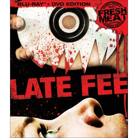 Late Fee (2 Discs) (Blu-ray/DVD) (Widescreen)