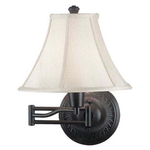 Amherst Swing Arm Wall Lamp : Target