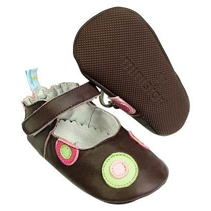 Ministar™ Designs by Bobux Infant Girls' Explorers Mary Jane - Brown