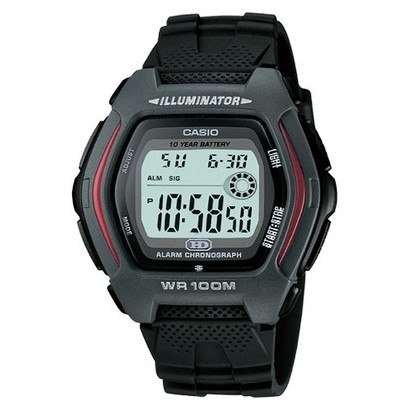 Casio Men's Analog Sport Watch - Gray - HDD600-1AV