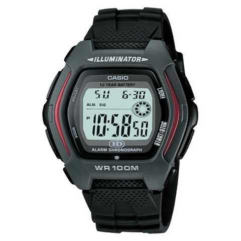 Casio Men's Analog Sport Watch - Gray (HDD600-1AV)