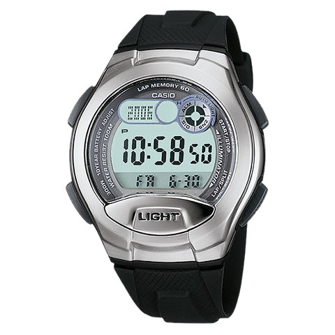 Casio Men's Black Sport Digital Watch - W752-1AV