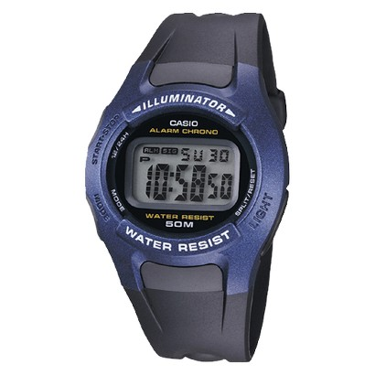 Casio Men's Digital Sport Watch - Black - W43H-1AV