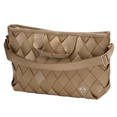 Maggie Bags Laptop Bag- Lt Tan