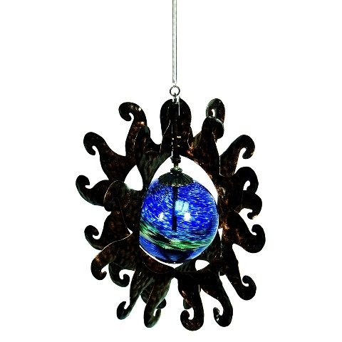 Hanging Sol-Sun Spinner