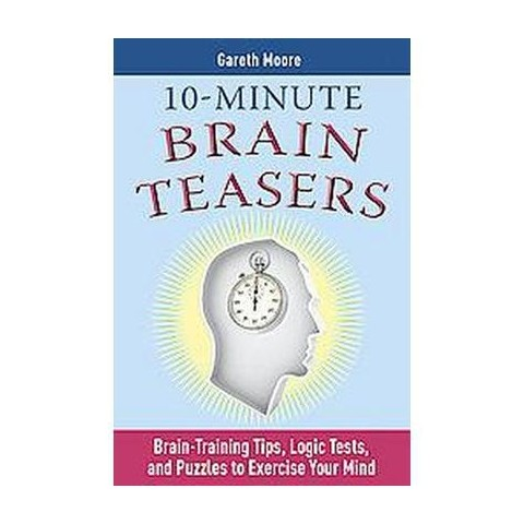 10-minute Brain Teasers (Paperback)