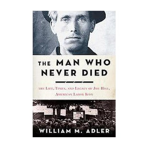 The Man Who Never Died (Hardcover)