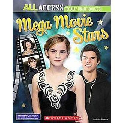 Mega Movie Stars (Paperback)