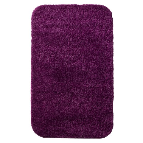 Purple bath rugs target with lastest inspirational for Bathroom rugs at target