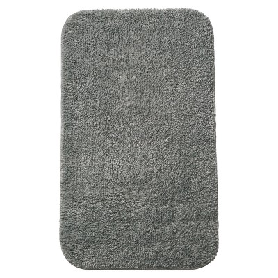 "Room Essentials™ Bath Rug - Manatee Gray (20x34"")"