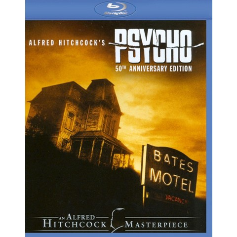 Psycho (50th Anniversary Edition) (Blu-ray) (Widescreen)