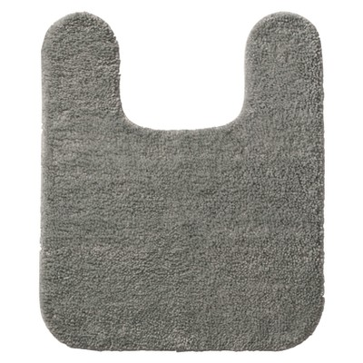 "Room Essentials™ Contour Bath Rug - Manatee Gray (20x24"")"
