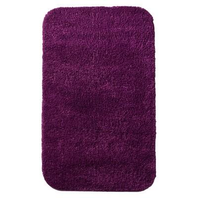 "Room Essentials™ Bath Rug - Berry Sprinkle (23.5x38"")"