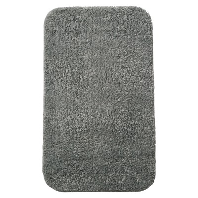 "Room Essentials™ Bath Rug - Manatee Gray (23.5x38"")"