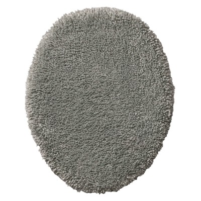 "Room Essentials™ Bath Lid Cover - Manatee Gray (18.5X19"")"