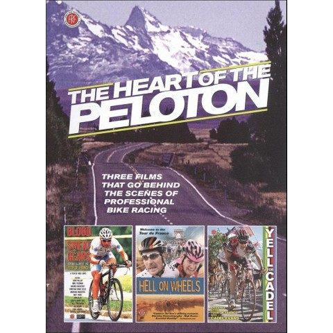 The Heart of the Peloton (3 Discs)