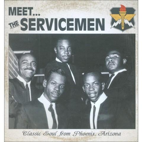 Meet... the Servicemen: Classic Soul from Phoenix, Arizona