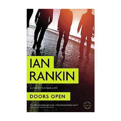 Doors Open (Reprint) (Paperback)
