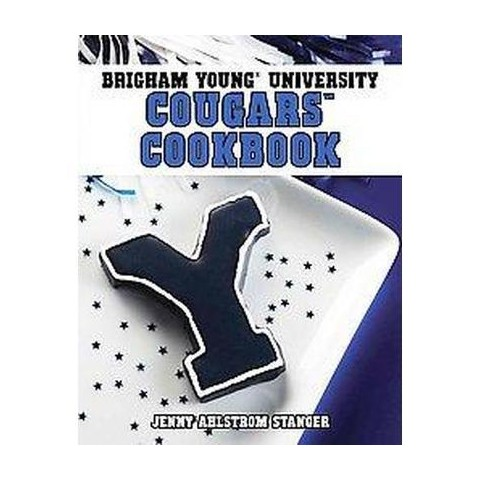 Brigham Young University Cougars Cookbook (Spiral)