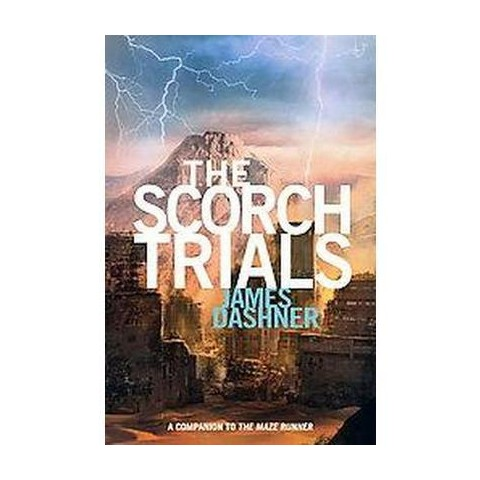 The Scorch Trials (Unabridged) (Compact Disc)