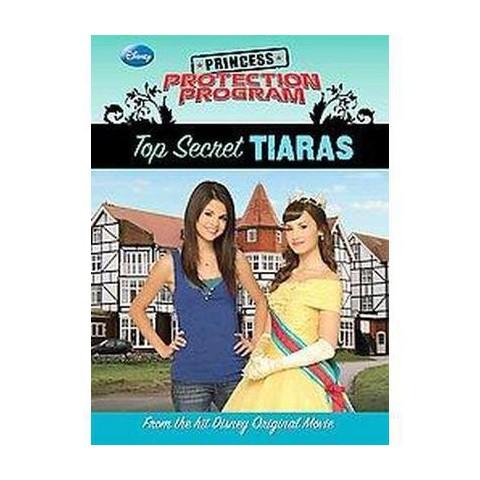 Top Secret Tiaras (Hardcover)