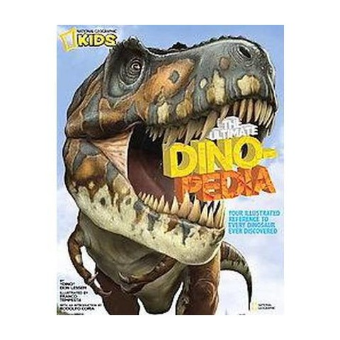National Geographic Kids The Ultimate Dinopedia (Hardcover)