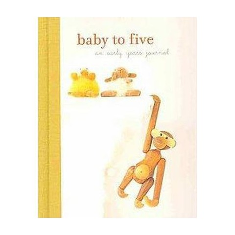 Baby to Five (Notebook / blank book)