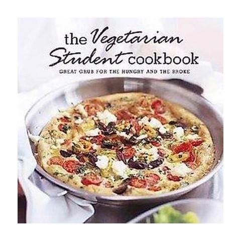 The Vegetarian Student Cookbook (Paperback)